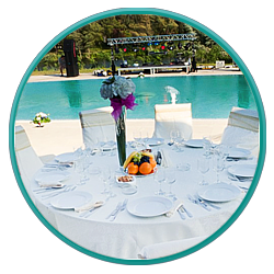 Concept si locatie belvedere grand ballroom clinceni for Crystal water piscinas