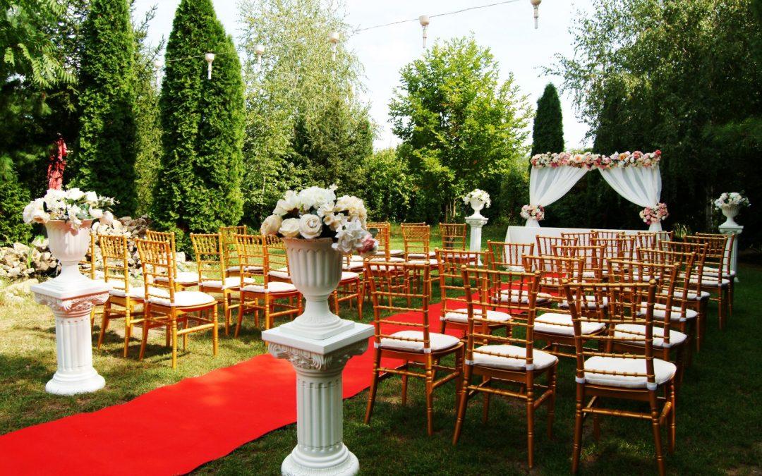 Nunta in aer liber