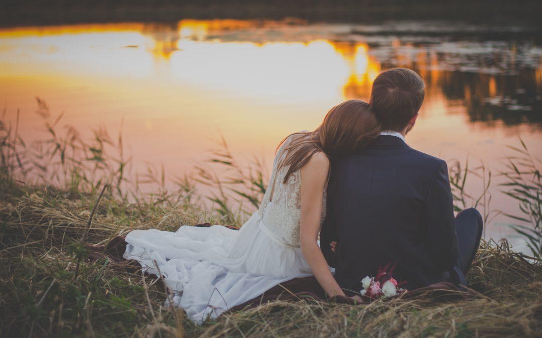 Nunta pe malul lacului
